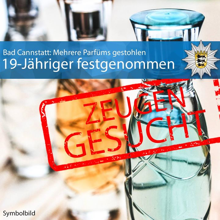 Polizeibericht Stuttgart